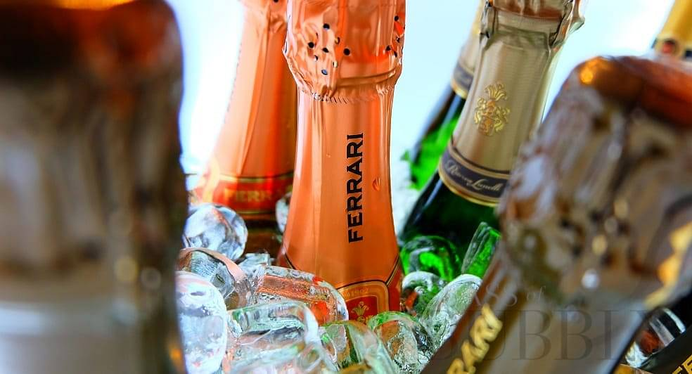 Ferrari Trento A Dream Is All You Need Glass Of Bubbly